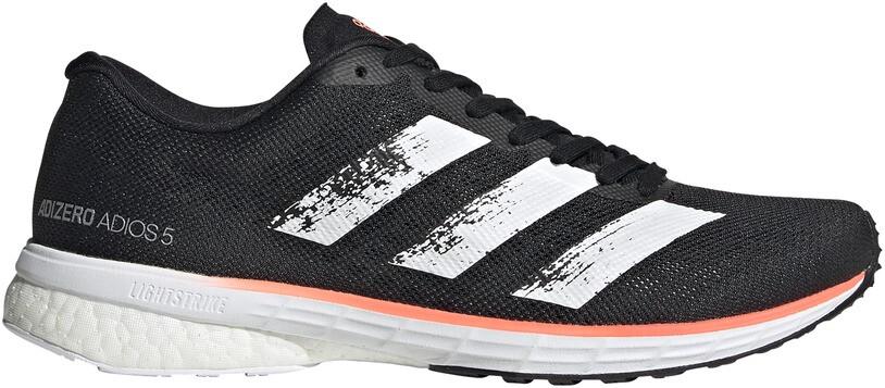 adidas Adizero Adios 5 Shoes Women, signal coralsilver